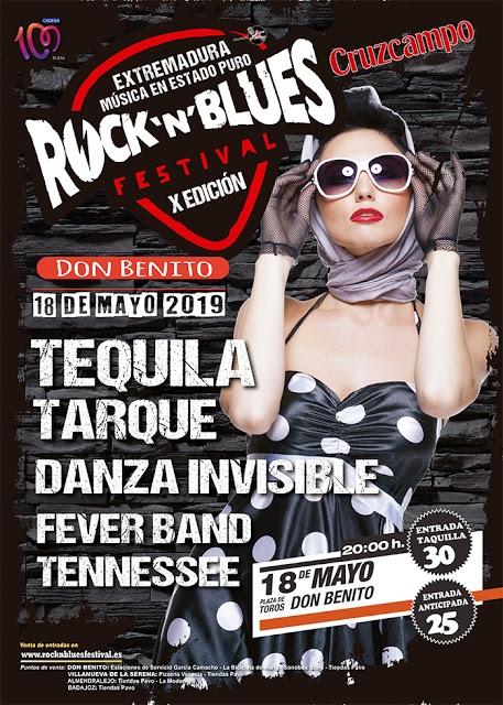 FESTIVAL ROCK AND BLUES | DON BENITO