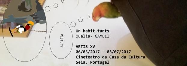 Un_habit.tants | Qualia- GAMEII