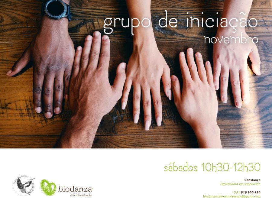 Biodanza - Iniciação