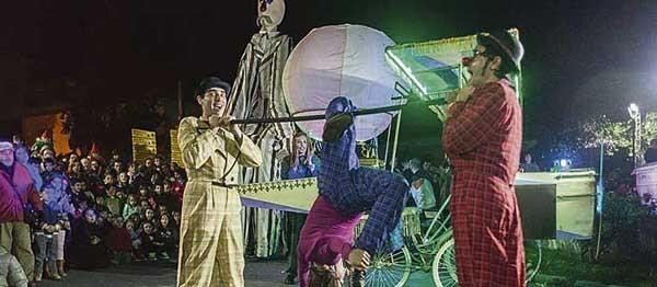 Teatro Ciclo D'Rule | 'Lokomotion'