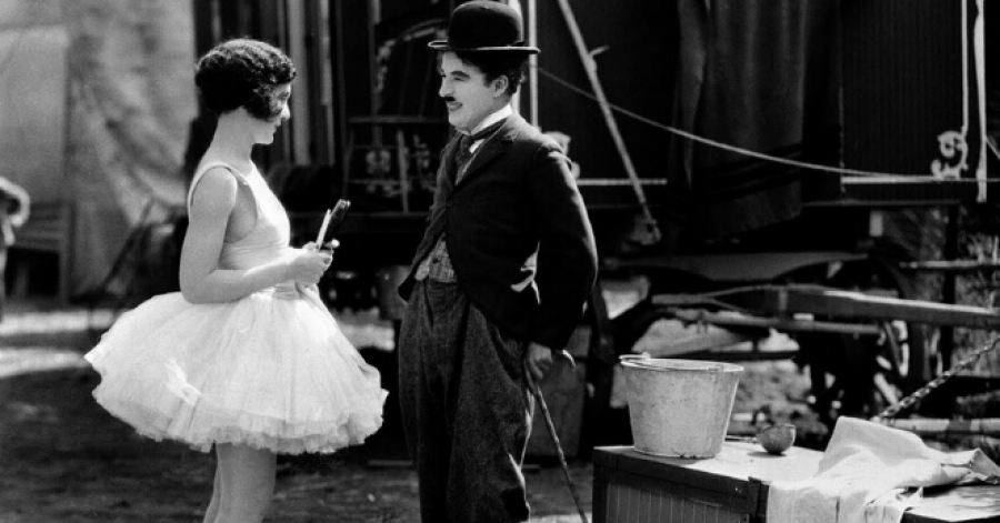 Cinema musicado ao vivo • Catherine Morisseau   Charlie Chaplin - O Circo