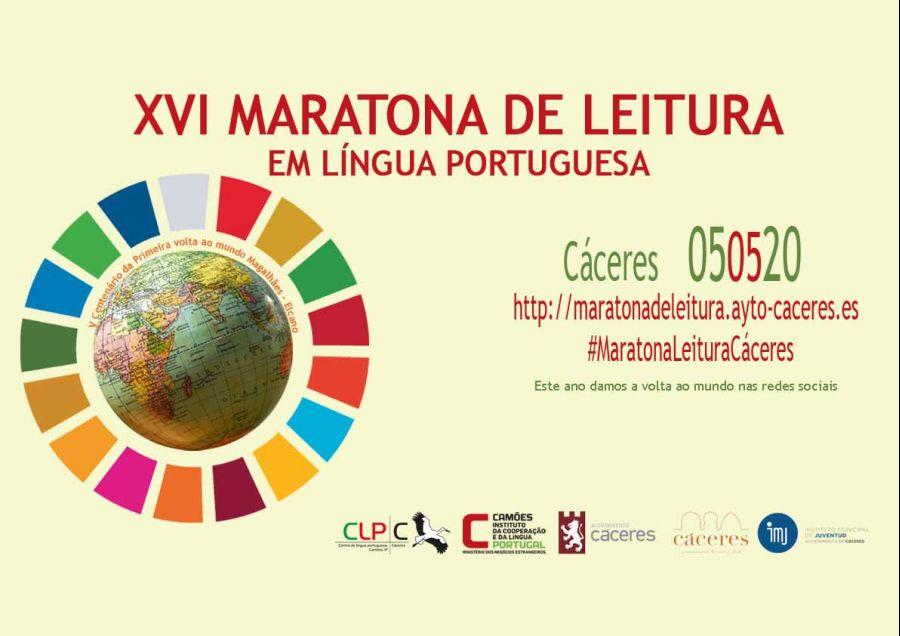 XVI Maratona de Leitura em Língua Portuguesa