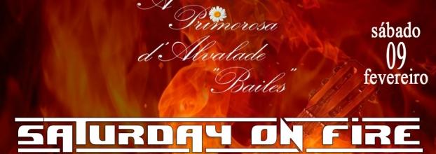 Saturday On Fire na Primorosa - Backup & Jay Lion