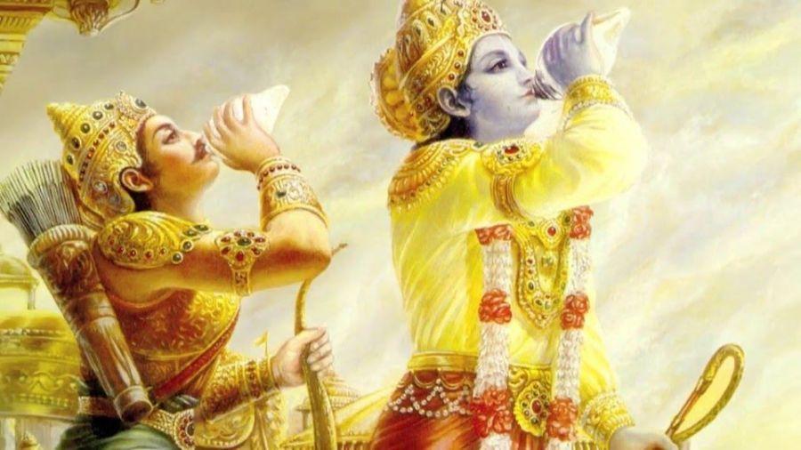 O Bhagavad Gita e a Filosofia do Yoga