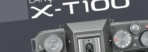 Lançamento Fujifilm X-T100