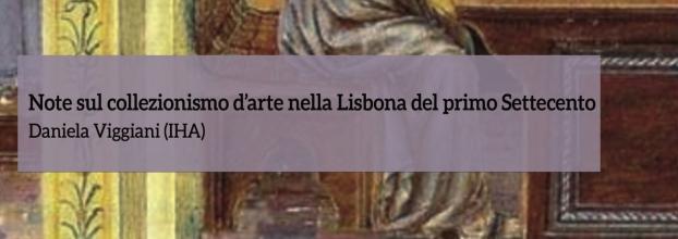 Colecionismo de arte em Lisboa na primeira metade do século XVIII