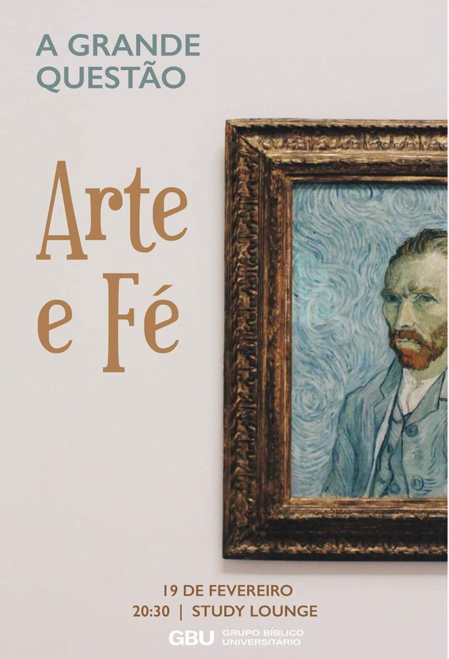 A Grande Questão: Arte e Fé - Plenária