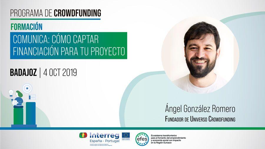 Comunica: cómo captar financiación para un proyecto empresarial