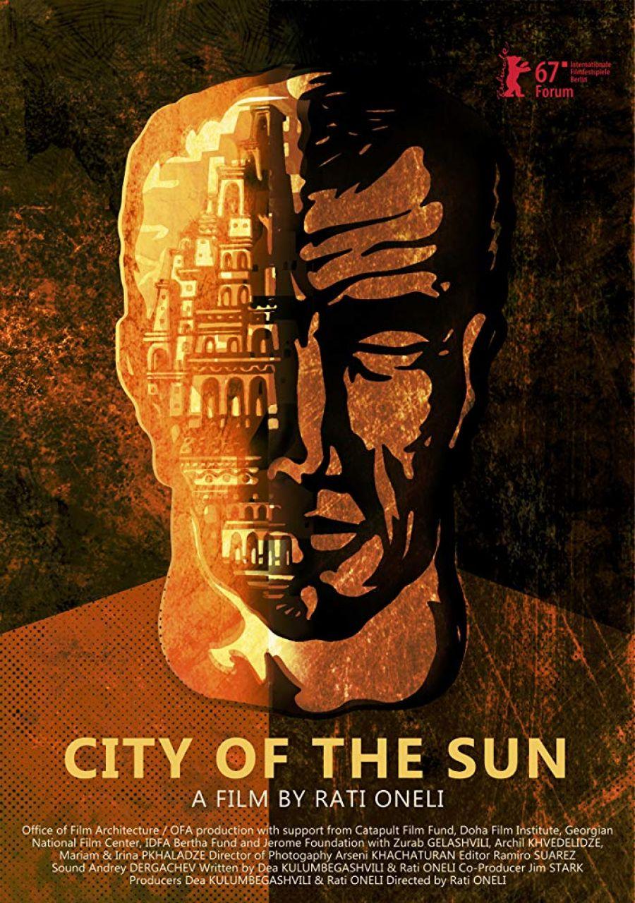 City of the sun. Rati Oneli. Georgia. 2017