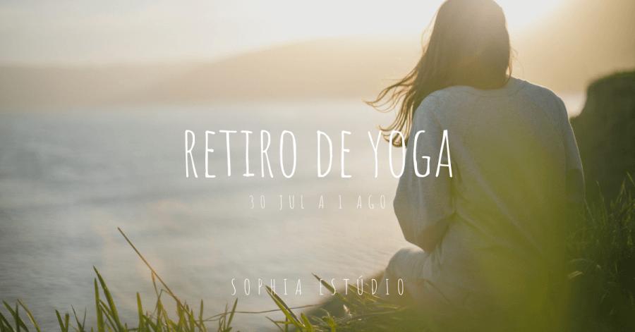 Retiro de Yoga | 30Jul a 1Ago