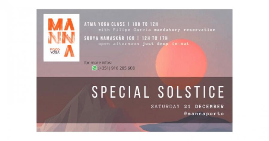 Special Solstice - MANNA Porto