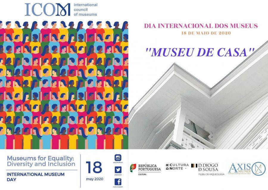 Museu de Casa - Dia Internacional dos Museus