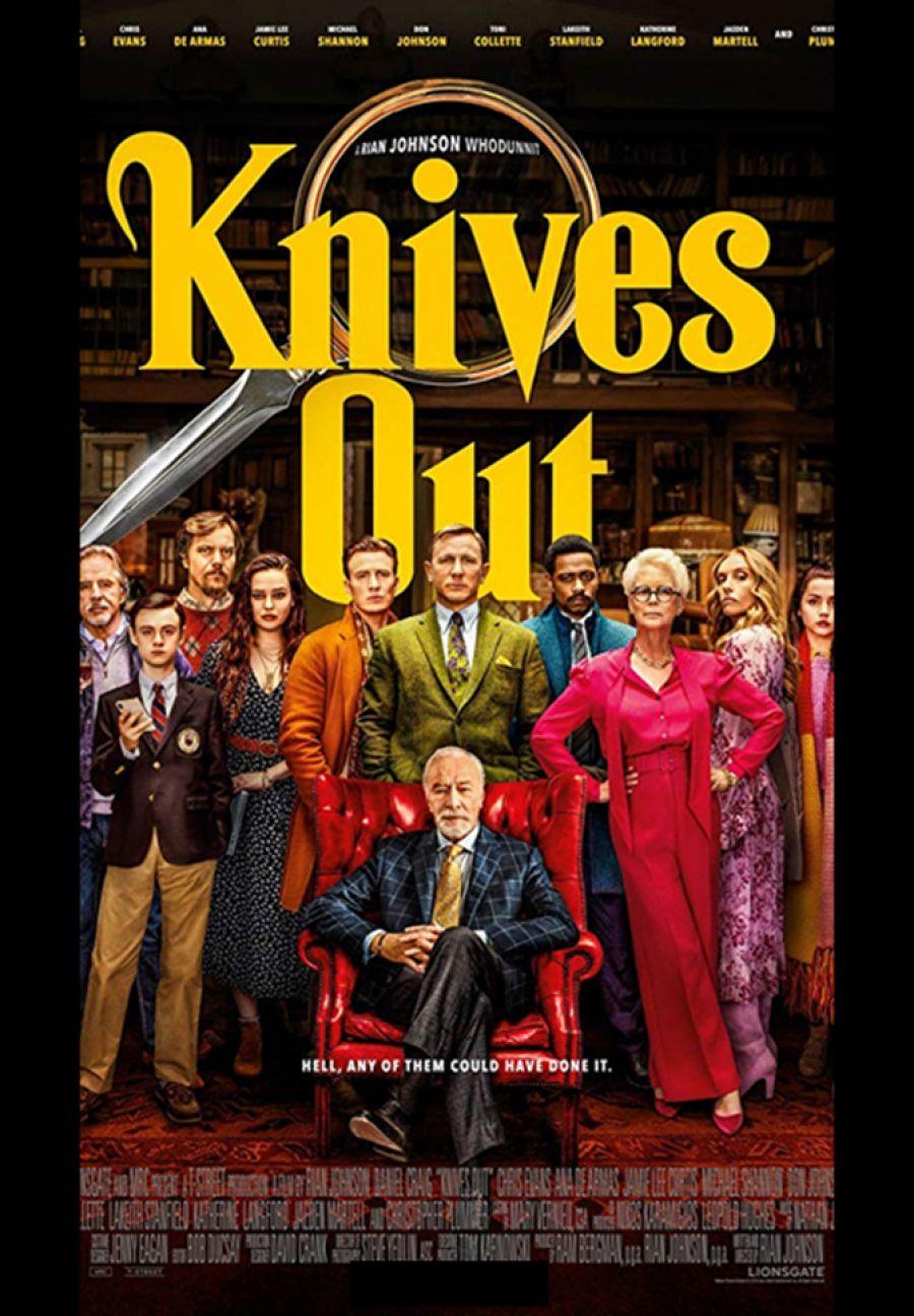 Knives Out – São Todos Suspeitos