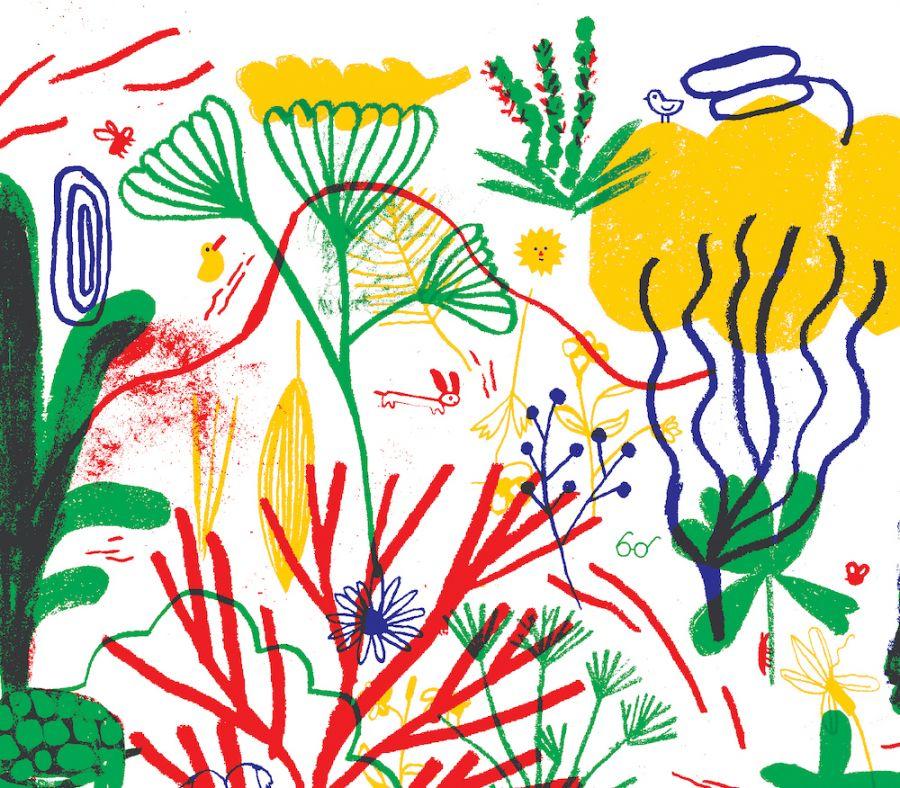"""Workshop de Ilustração: """"Estado de Imersão"""" fanzine coletivo"""