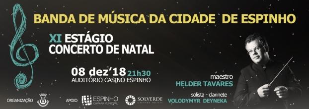 Concerto de Natal - Banda de Música da Cidade de Espinho