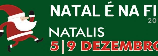 Natalis - o mercado de Natal da FIL
