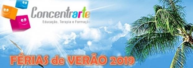 Férias de Verão CONCENTRARTE - Aveiro