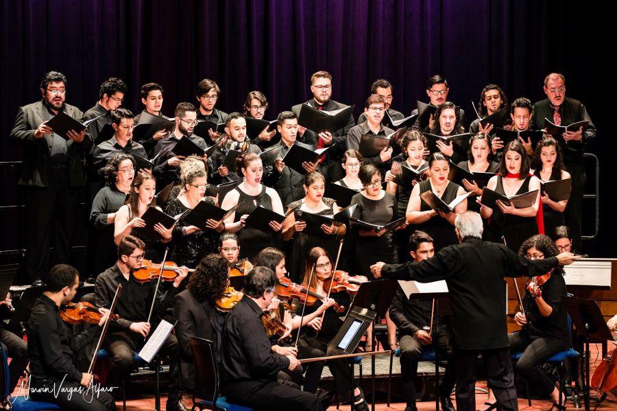 Concierto. Tío Ale y La Orquesta Sinfónica de la UCR