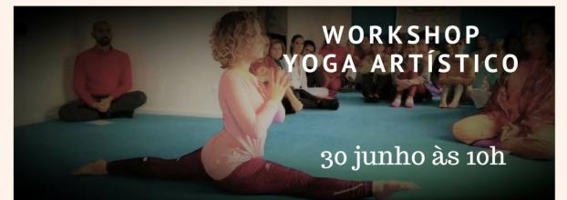 Workshop Yoga Artistico