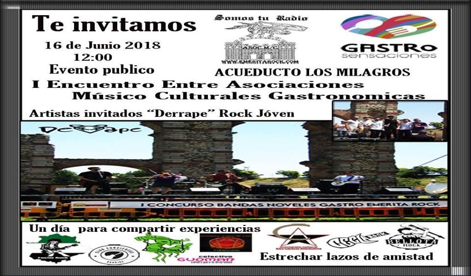 Encuentro Entre Asociaciones Músico/culturales/Gastronómicas