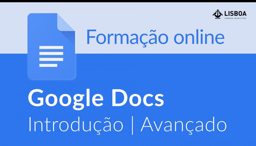 Curso Gratuito  Google Docs I: aprender a utilizar - INSCRIÇÕES ABERTAS
