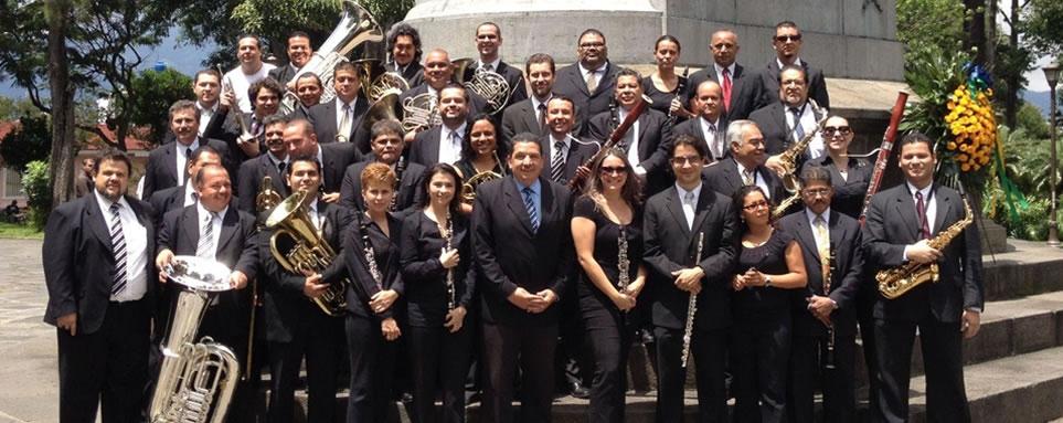 Música sacra. Banda de Conciertos de San José