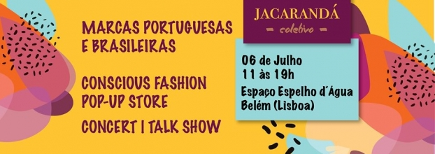 Jacarandá Coletivo - Mostra de Moda & Design
