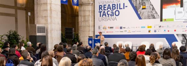 VI Semana da Reabilitação Urbana de Lisboa