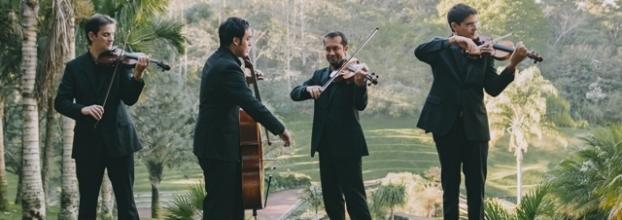 Cuarteto de cuerdas Chroma