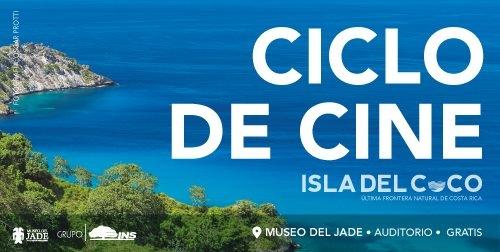 Ciclo de Cine Museo del Jade: Isla Del Coco