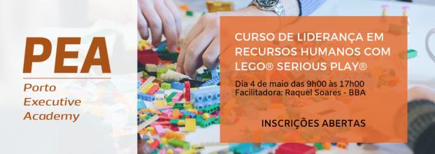 Liderança em RH com LEGO® Serious Play®