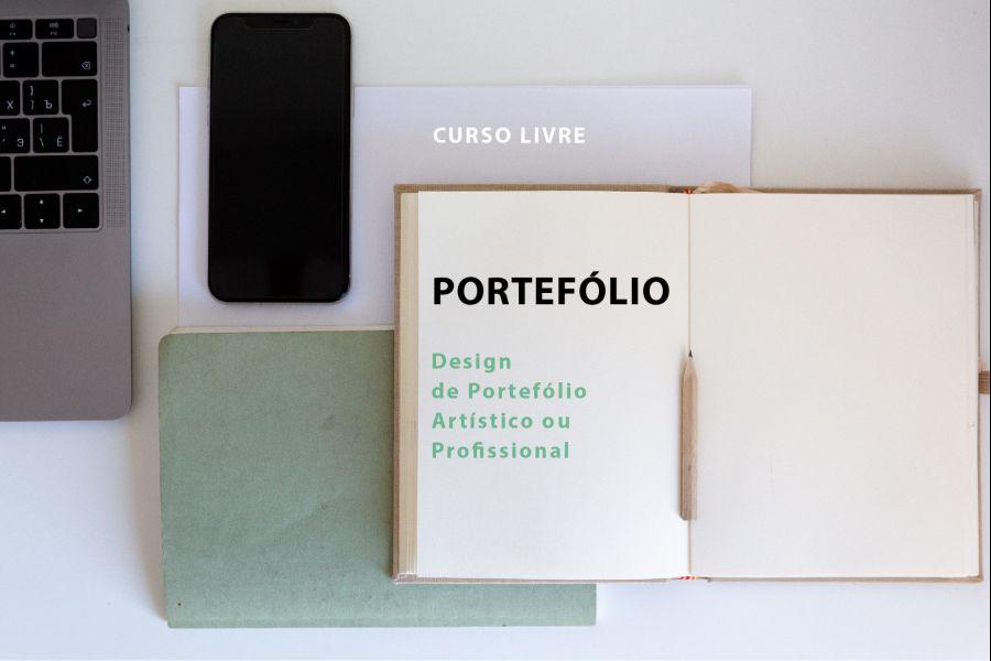 PORTEFÓLIO: design de portefólio artístico ou profissional