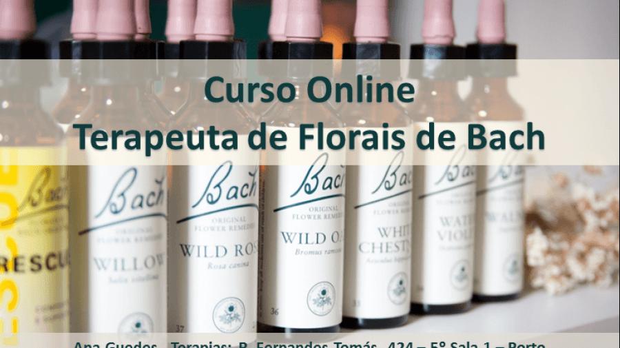CURSO ONLINE TERAPEUTA DE FLORAIS DE BACH