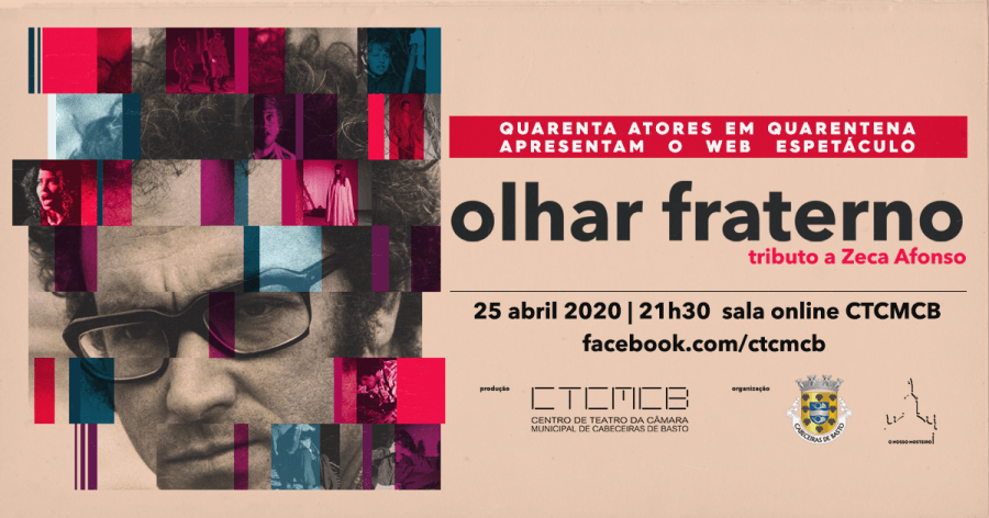 OLHAR FRATERNO_tributo a Zeca Afonso