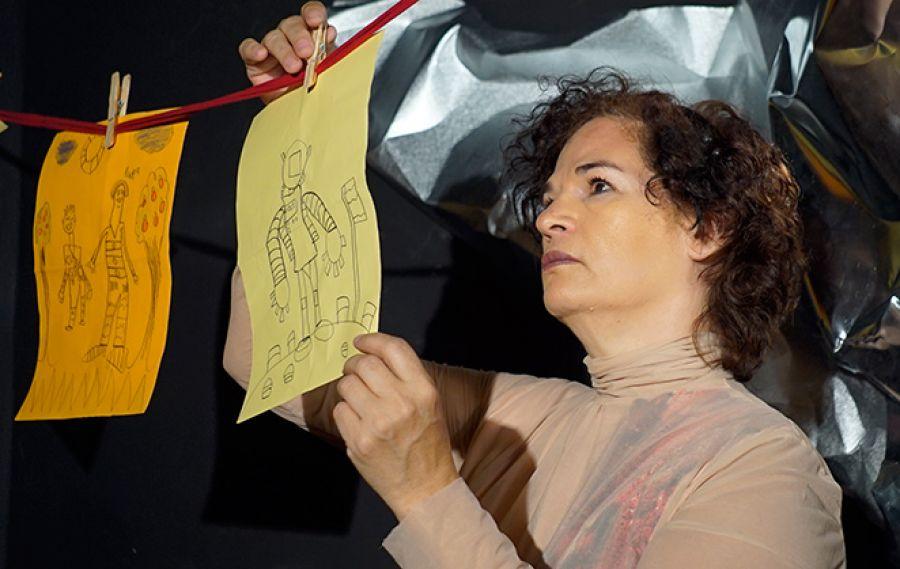 Mi Paulina. Valeria Varas. Drama autobiográfico