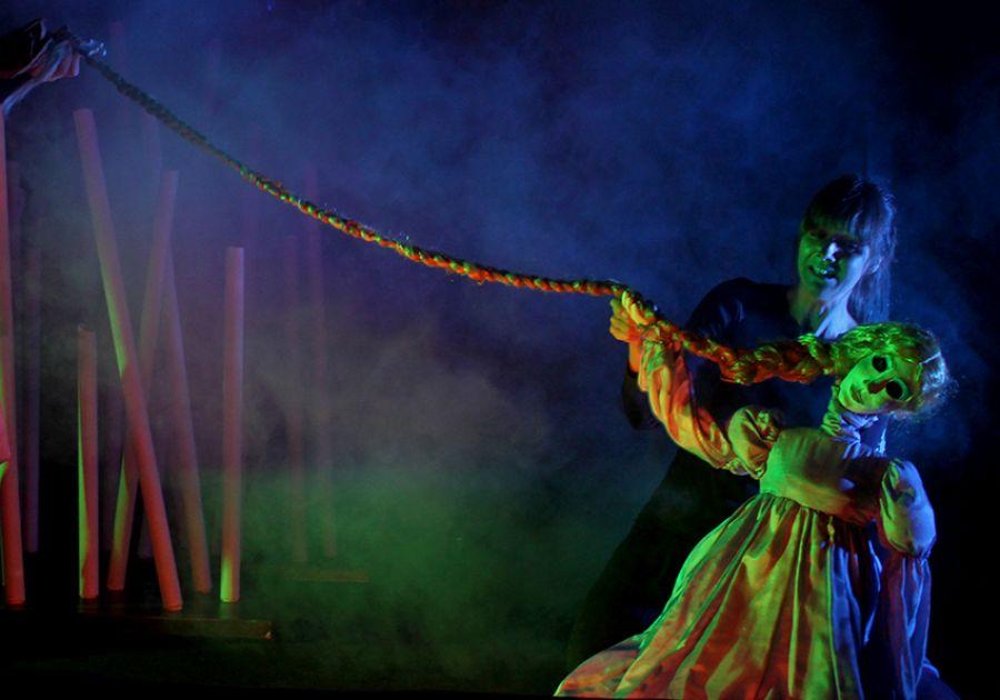 Rapunzel - Teatro Musical com Marionetas