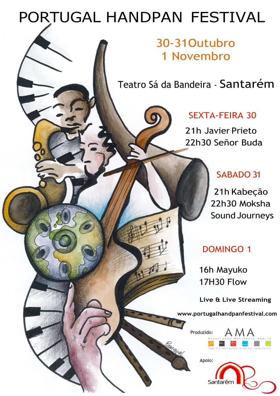 Portugal Handpan Festival 2020