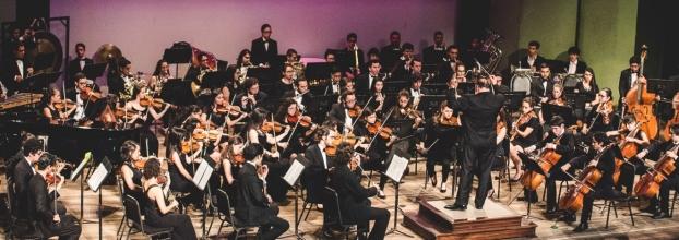 Concierto. Banda Sinfónica Juvenil y Orquesta Sinfónica Intermedia