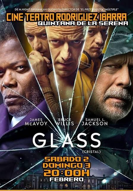 Cine Glass: Cristal
