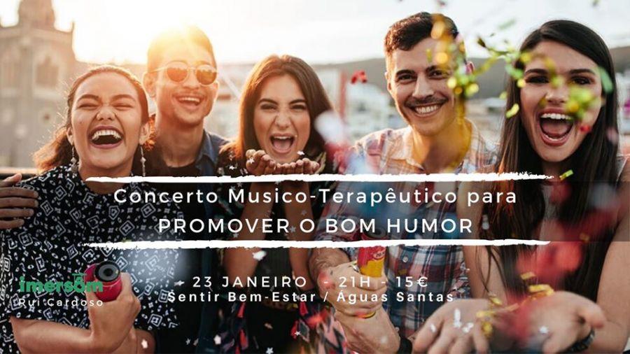 Concerto Musico-Terapêutico / Nutrisom