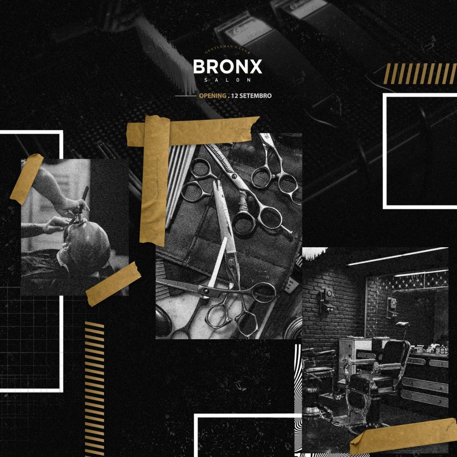 Bronx Salon - Opening Ceremony ( Inauguração )