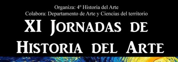 XI Jornadas de Historia del Arte