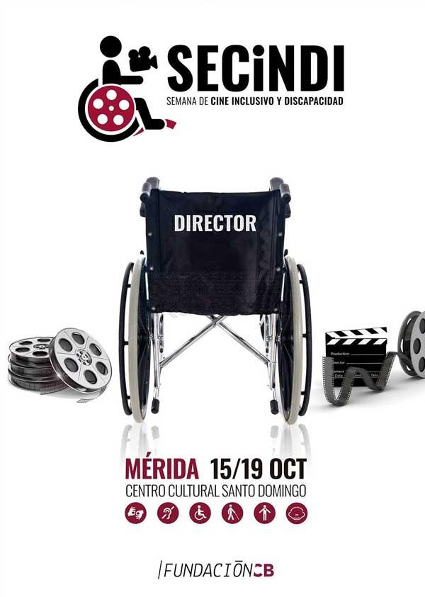 SECINDI // Semana de Cine Inclusivo y Discapacidad