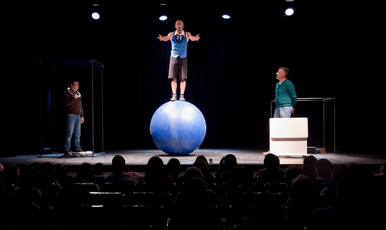 Teatro Ciclo D'Rule | 'Juba'