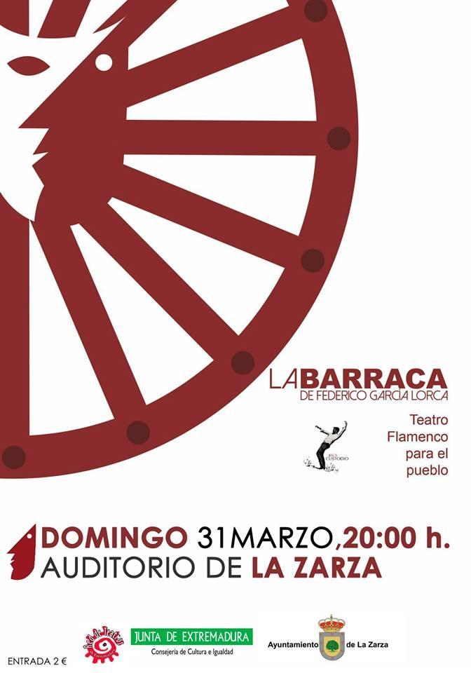 La Barraca, de Federico García Lorca | La Zarza