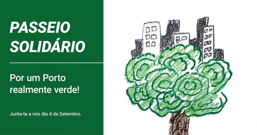 Passeio Solidário - Para uma cidade realmente verde