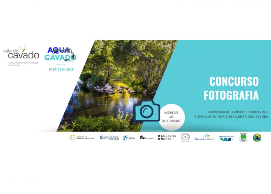 Divulgação| Concurso de Fotografia 'A Biodiversidade dos rios Cávado e Homem' | CIM Cávado | 6.ª Edição do Projeto 'AQUA Cávado: o rio que nos une