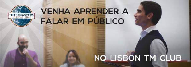 Lisbon Toastmasters Club | Falar em Público & Liderança