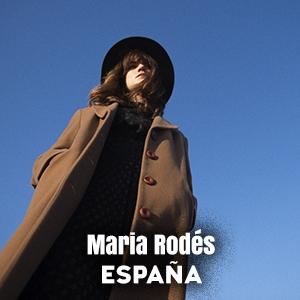 MARIA RODÉS (España)