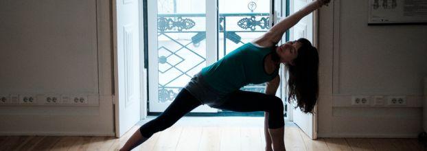 Aulas Hatha Yoga em Lisboa